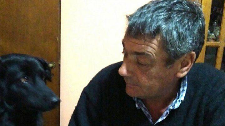 La familia Cortesi busca a Fabio por turnos y consultó a un vidente