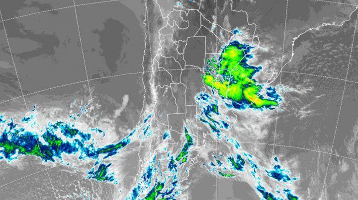 Continúa el alerta meteorológico por tormentas fuertes