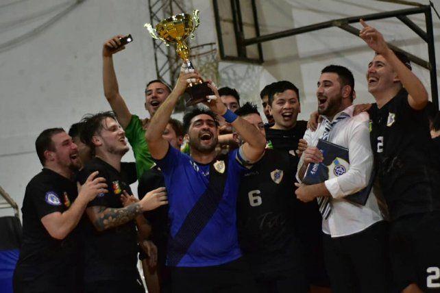 Foto Paraná Futsal Masculino
