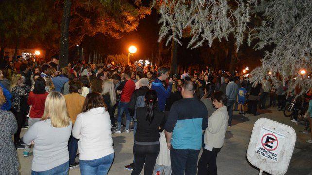 Mariagrandenses rechazaron la presencia de los Siboldi en el pueblo