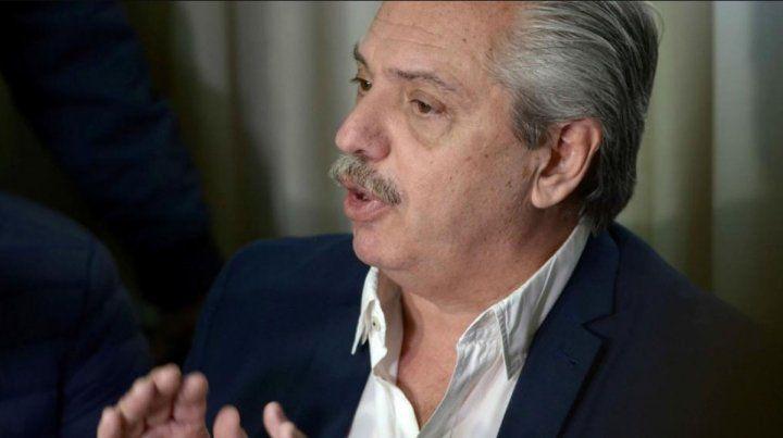 Fernández manifestó al FMI preocupación por desembolsos para fugar capitales