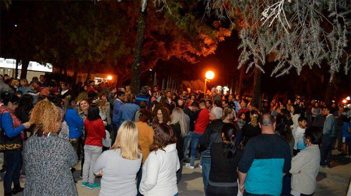 Los vecinos de María Grande rechazan que los Siboldi estén detenidos en la ciudad