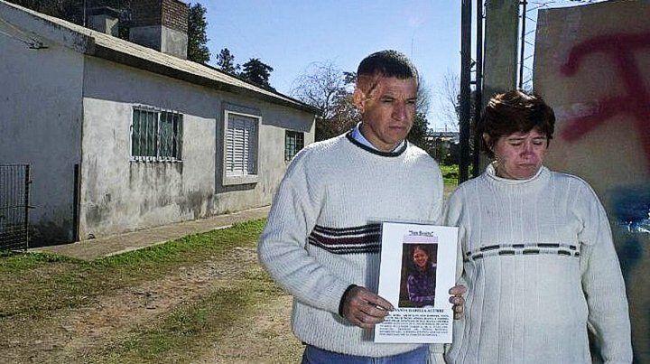 A pedido de su padre se declaró la ausencia de Fernanda Aguirre
