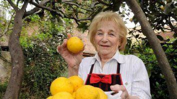 murio blanca cotta, una de las cocineras mas populares del pais