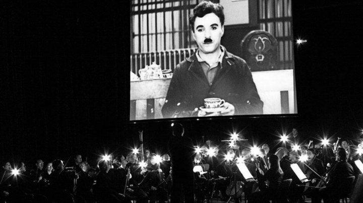 La Sinfónica provincial realizará una proyección musicalizada de Tiempos Modernos de Chaplin