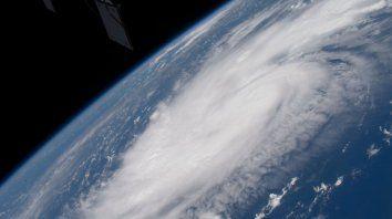 impresionantes imagenes del huracan dorian