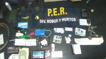 detuvieron al jefe de la banda que robo 10 millones de pesos