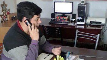 Necesidad. La atención telefónica gratuita cumple un rol central en la ayuda a situaciones de violencia.