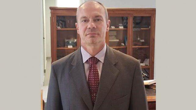Darío Koch se hizo cargo de la Contaduría General del STJ de Entre Ríos