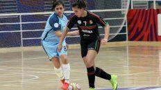 parana celebro su primera victoria en el argentino de selecciones de futsal