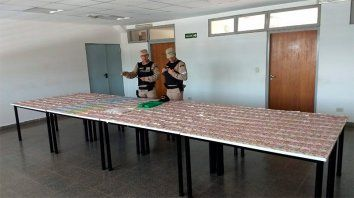 El dinero secuestrado asciende a los 200.000 pesos.