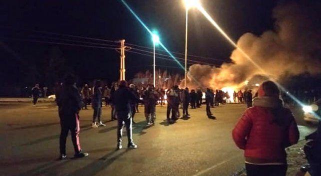 Los docentes privados repudiaron la violencia en Chubut
