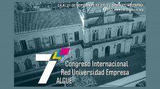 vii congreso internacional de la red universidad empresa alcue