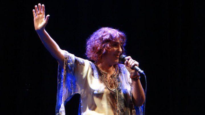 En la cima. Su excepcional voz y tres décadas de trayectoria la encumbran junto a grandes cantoras.
