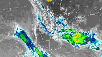 entre rios incluida en alerta meteorologico por tormentas fuertes