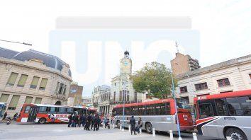 buses parana eleva nueva oferta de pago con exigencias