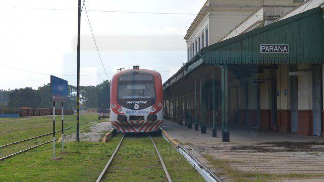 Paran los trenes