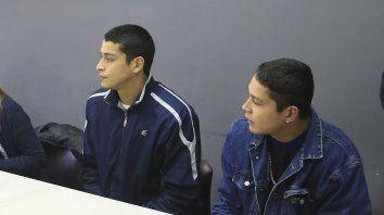 Los hermanos Siboldi en Tribunales.