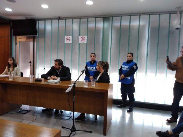 Yanina Lescano seguirá presa en la Alcaidía