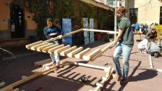 siguen impulsando el uso de la madera para la construccion de casas