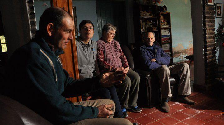 La casa de los Lovera.