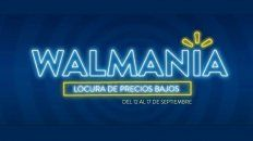 llega una nueva edicion de walmania con locura de precios bajos.