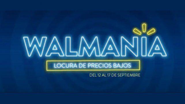 Llega una nueva edición de Walmanía con locura de precios bajos.