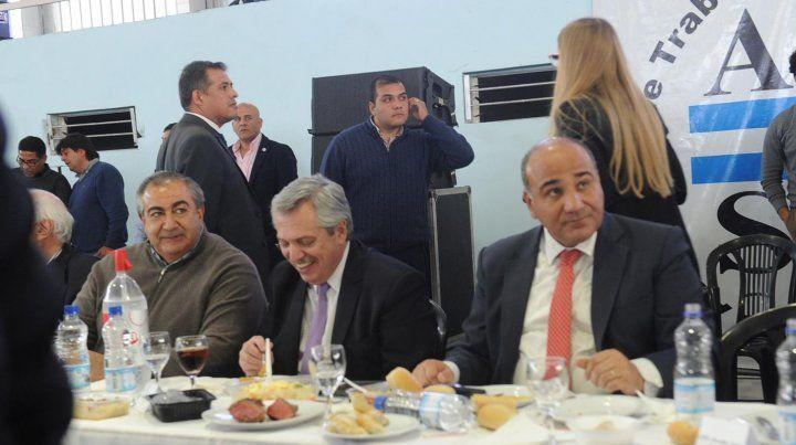 Gastaron $ 20 millones para el asado de Fernández