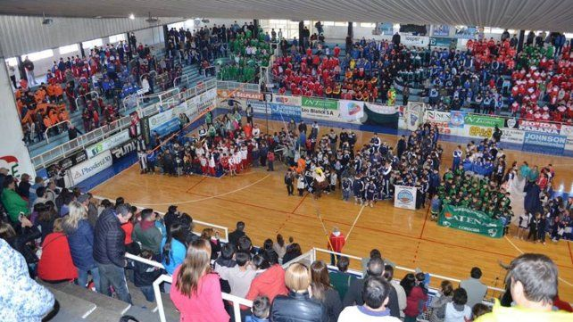 Nacional. Nueva edición en Paraná para la cita de los más pequeños.