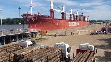 nuevos ingresos al puerto de concepcion