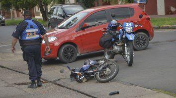 Alarma el exponencial aumento de accidentes de motos en los últimos meses