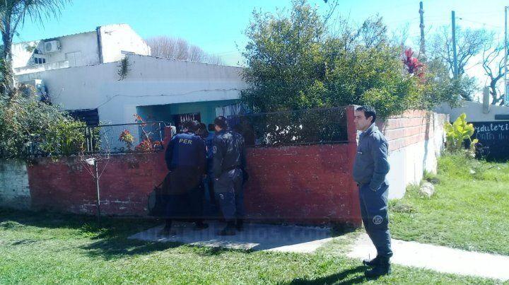 Prisión domiciliaria. Desde el viernes se cumple la medida en la zona sur de Paraná.