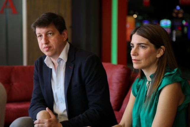 Técnicos de Fernández se reunieron con dirigentes entrerrianos