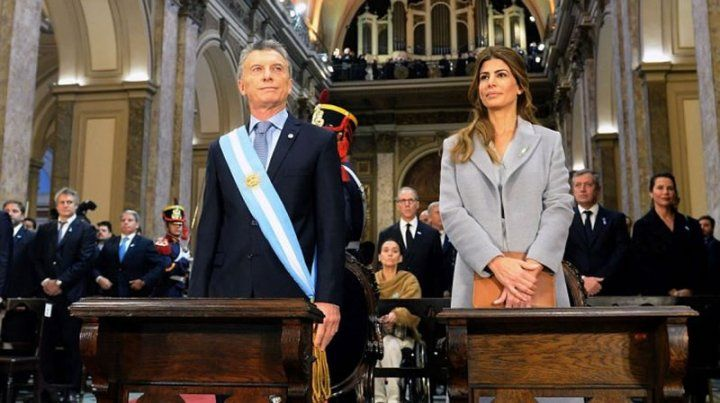 Es la primera vez que el presidente Macri participará de la ceremonia.