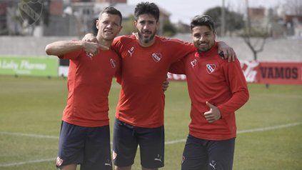 Pérez y Domingo, no jugarán.