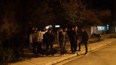 un hombre fue asesinado a punaladas en parana