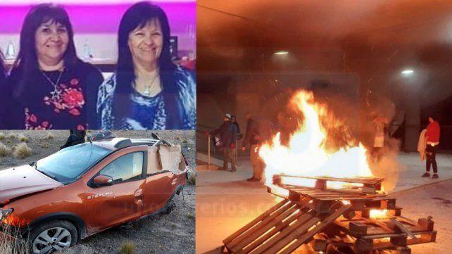 Ctera anunció paro nacional docente por la muerte de las dos maestras de Chubut