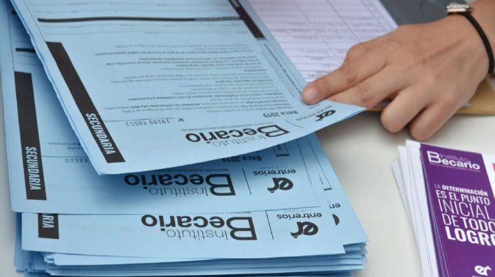 El Instituto Becario adjudicó la totalidad de becas previstas para este año