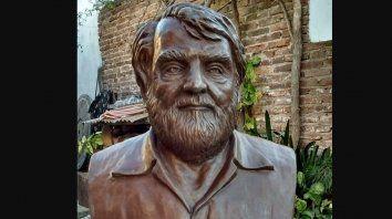 Recuerdos. Los padres de Osvaldo Bayer vivieron en La Histórica.