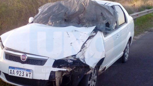 Un automovilista falleció luego de chocar un caballo