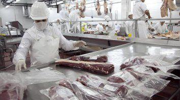 el frigorifico alberdi aguarda la habilitacion para exportar a china