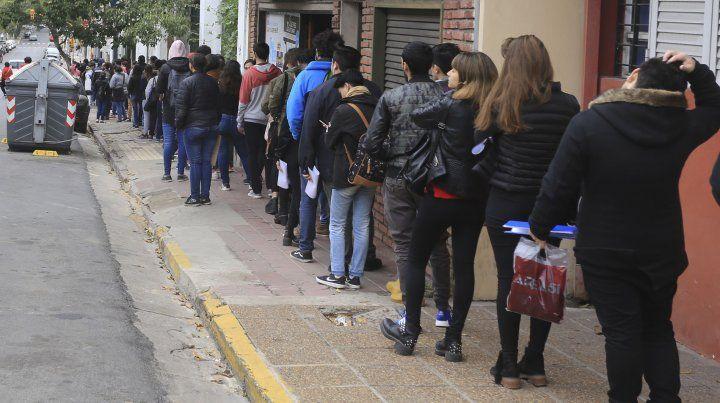 Casi 40% de la población sufre problemas de empleo en Concordia