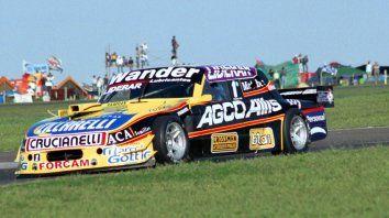 El auto del campeón 2014.