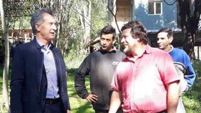 Macri. El Presidente tomó la idea de emprendedores cordobeses.