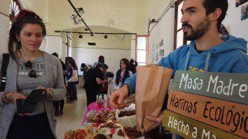 Feria Agroecológica en la Casa de la Cultura