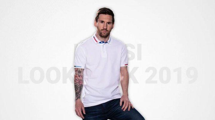 Cuánto sale vestirse con la ropa de la marca de Messi
