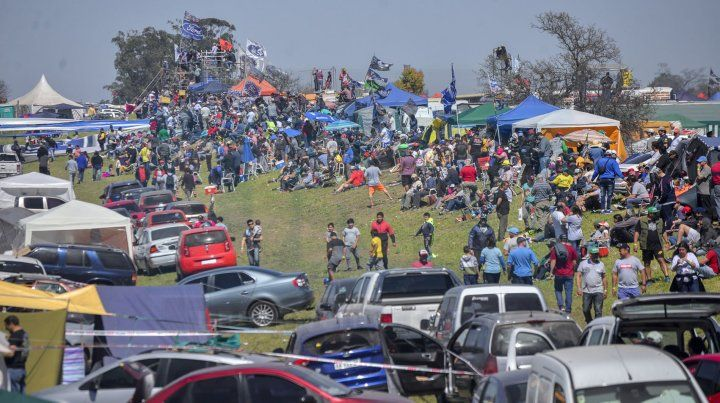 Las fotos de la Fiesta del TC en Paraná