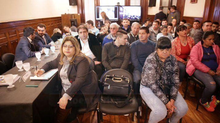 En el tercer día del juicio identificaron a Varisco y el resto de los imputados