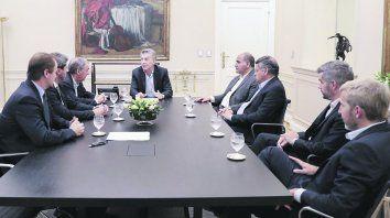 Medidas. Macri realizó el recorte sin consultar y los gobernadores judicializaron el reclamo ante la Corte.