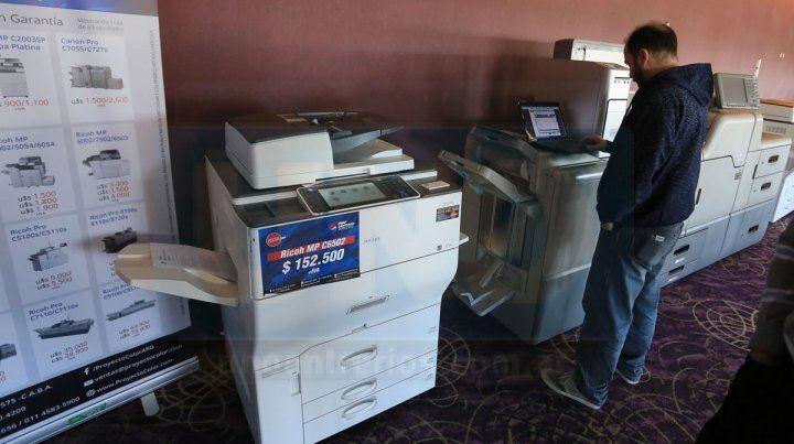 Presentaron una nueva tecnología de impresión en el mercado